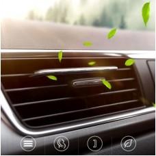 Автомобильный ароматизатор Baseus Paddle car air freshener (SUXUN-BP01) - Black