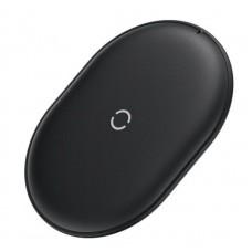 Беспроводная зарядка Baseus Cobble wireless charger 15W (WXYS-01) - Black