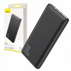 Внешний аккумулятор Baseus Bipow Quick Charge Power Bank PD+QC 10000mAh 18W (PPDML-01) - Black