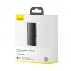 Переходник Baseus BA03 Immersive Virtual 3D Bluetooth Receiver (NGBA03-01) - Black