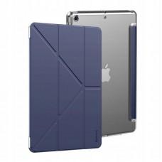 Чехол для iPad Baseus Jane Y-Type Leather Case For Pad 10.2inch (2019) (LTAPIPD-G03) - Blue