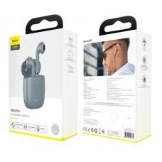 Наушники беспроводные Baseus Encok True Wireless Earphones W04 Pro (NGW04P-0G) - Grey