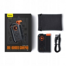 Игровой контроллер Baseus GAMO Mobile Game One-Handed Gamepad (GMGA05-01) - Black