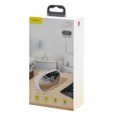 Часы Baseus Encok Wireless Speaker E09 (NGE09-02) - White