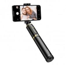 Селфи Палка Baseus Fully Folding Selfie Stick (SUDYZP-D1V) - Black+Gold