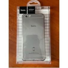 Чехол Light series TPU cover for IPhone 6/6S Plus - Black