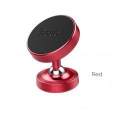 Автодержатель для телефона hoco CA36 Plus Dashboard metal - Red