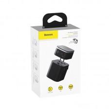 Универсальный адаптер для путешественника Baseus Removable 2in1 universal travel adapter PPS Quick Charger Edition 18W (Type-C+USB) (TZPPS-01) - Black