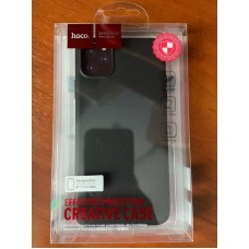 Чехол hoco Fascination series protective case for iPhone 11 Pro Max - Black