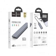 Портативный hoco SSD UD7 Extreme speed USB & Type-C 3.1 Gen2 - 512GB