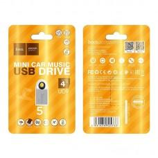Флеш-накопитель USB hoco UD9 Insightful USB2.0 - 4GB