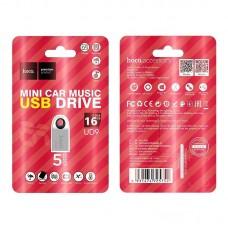 Флеш-накопитель USB hoco UD9 Insightful USB2.0 - 16GB