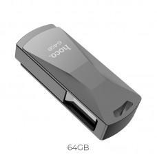 Флеш-накопитель USB hoco UD5 Wisdom USB3.0 - 64GB