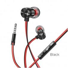 Наушники Borofone Wired earphones BM48 Acoustic - Black