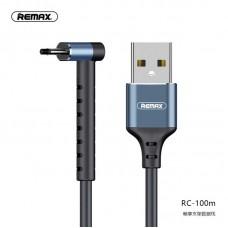 Кабель Remax RC-100m Joy Micro - Black