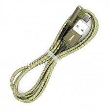 Кабель Remax Ranger Series cable for Type-C - RC-119a - Green