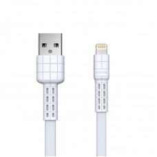 Кабель Remax Armor Series Data Cable 2.4A RC-116i Lightning - White