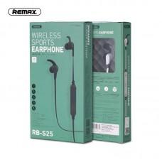 Наушники Remax Sports Bluetooth EarphoneRB-S25 - Black