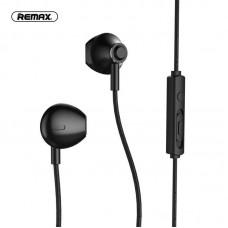 Наушники REMAX Wired Earphone RM-711 - Black