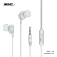 Наушники Remax RW-105 - White