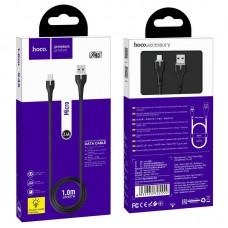 Кабель hoco X45 Surplus charging data cable for Micro - Black