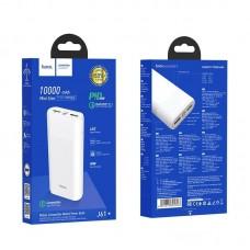 Power Bank hoco J61 Companion fully compatible mobile (10000mAh) - White