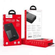 Power Bank hoco J42A High power mobile (20000mAh) - Black