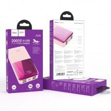 Power Bank hoco J42A High power mobile (20000mAh) - Pink