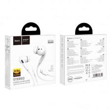 Наушники hoco M1 Pro Original series earphones for Lightning - White