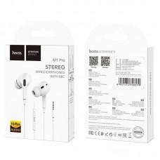 Наушники hoco M1 Pro Original series earphones - White