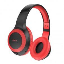 Наушники hoco W29 Outstanding wireless headphones - Red