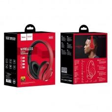 Наушники hoco W28 Journey wireless headphones - Red