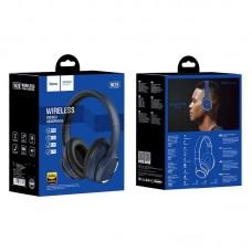 Наушники hoco W28 Journey wireless headphones - Blue