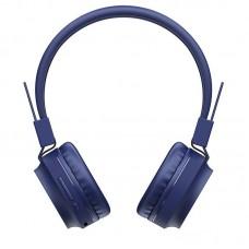 Наушники hoco W25 Promise wireless headphones - Blue