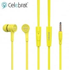 Наушники Celebrat SKY-1 - Yellow