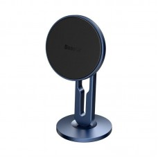 Автодержатель Baseus Hollow Magnetic (SULK-03) - Blue