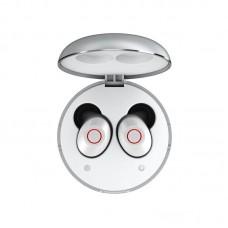 Наушники Remax True Wireless Stereo Bluetooth Headset TWS-8 - Silver