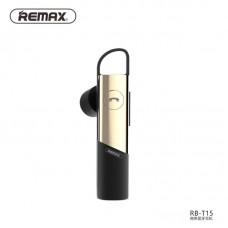 Наушники Remax RB-T15 Bluetooth Headset - Gold