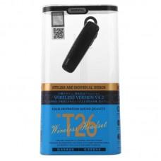 Наушники Remax Bluetooth Earphone RB-T9 - Black