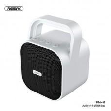 Колонка REMAX Outdoor Portable Speaker RB-M49 - White