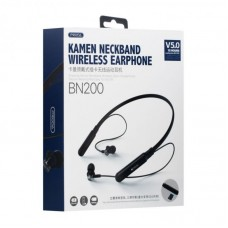 Наушники Proda Kamen Neckband Wireless earphone PD-BN200 - Black