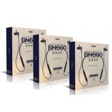 Наушники Proda BOYUN Neckband Magnetic Wireless Sports Eaphone PD-BN600 - Black