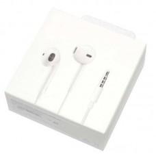 Наушники premium EarPods с разъёмом 3,5 мм - White