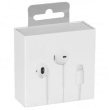 Наушники premium EarPods с разъёмом Lightning - White
