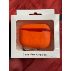 """Чехол силиконовый """"Case"""" для AirPods Pro - Orange"""