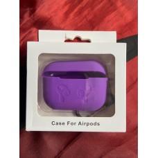 """Чехол силиконовый """"Case"""" для AirPods Pro - Purple"""