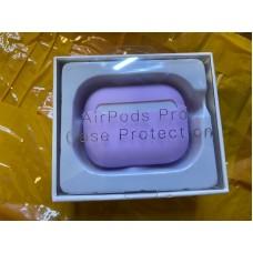 "Чехол ""Case Protection"" для AirPods Pro - Лаванда"