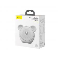 Колонка Baseus Q Chinese Zodiac Wireless Speaker-Mouse E06 (NGE06-0G) - Gray