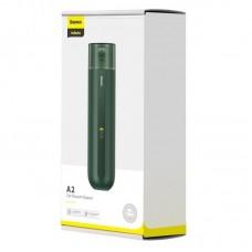 Беспроводной Пылесос Baseus A2 Car Vacuum Cleaner (5000pa) (CRXCQA2-06) - Green