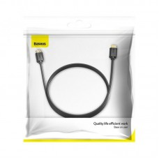 Кабель Baseus high definition Series HDMI To HDMI Adapter Cable 3m (CAKGQ-C01) - Black
